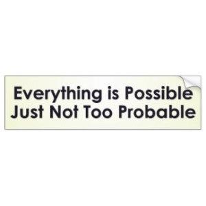 probabilidad y posibilidad