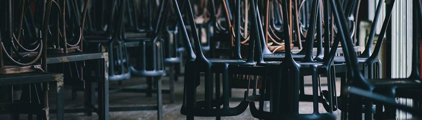 Cadires recollides